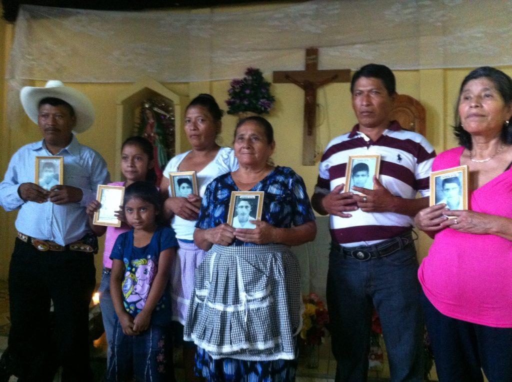 Desaparición forzada de 8 personas en El Jute, Chiquimula