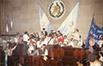 1992_Toma-del-congreso-para-exigir-creación-de-comisión-de-la-verdad_Neg-39_RV