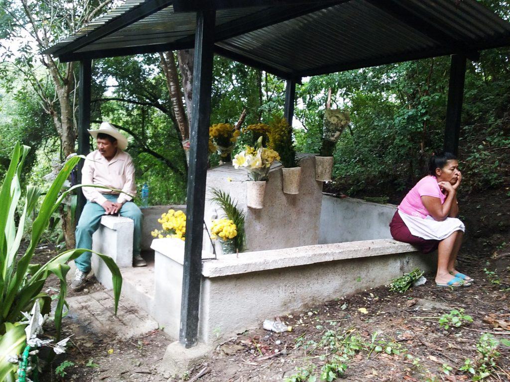 Monumento a víctimas de desaparición forzada en El Jute, Chiquimula